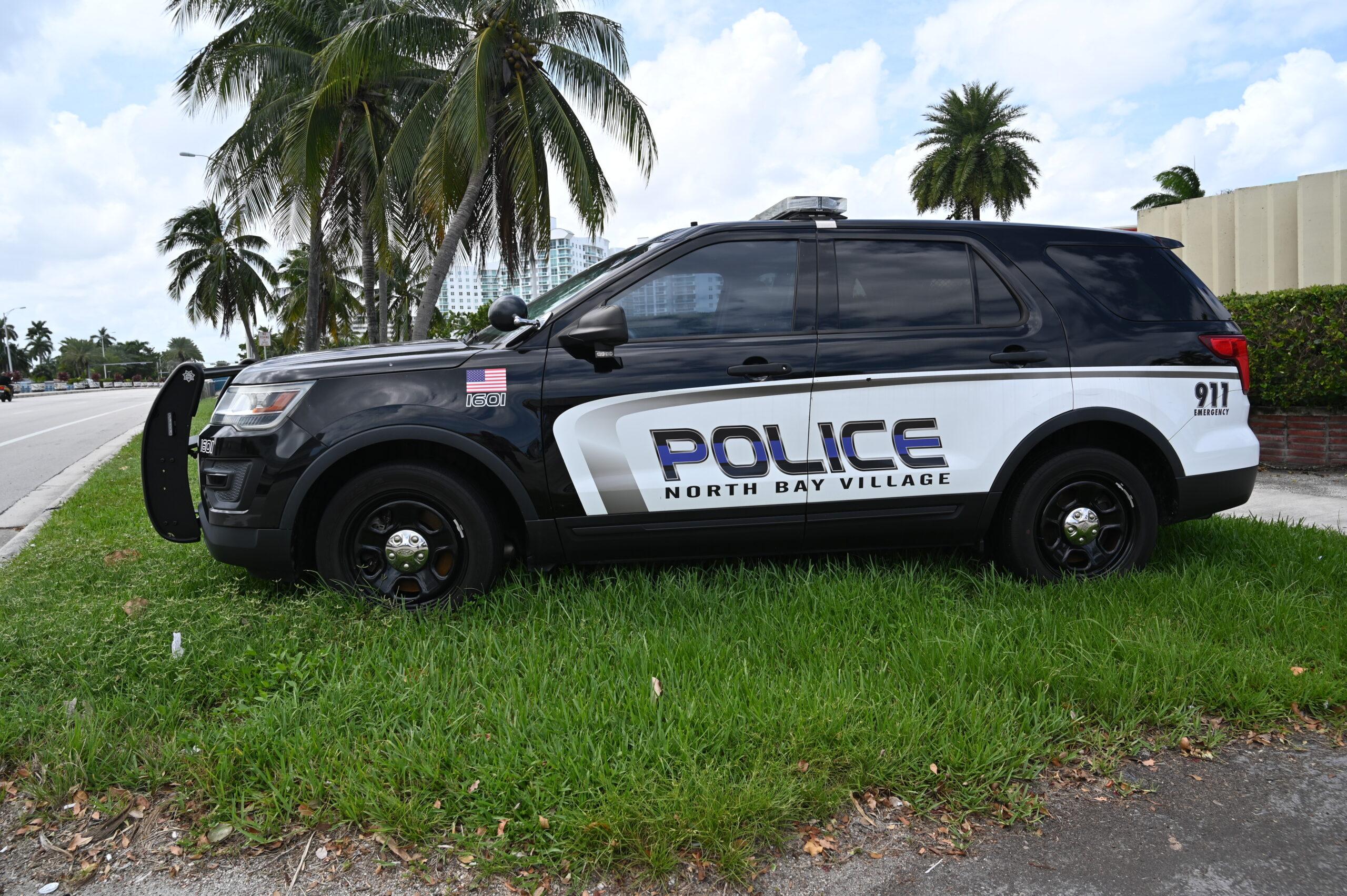 NBV Police Cruiser
